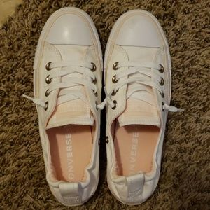 Slip on converse shoes